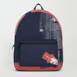 Menswear Backpack