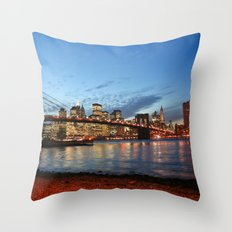 I Want To Be A Part Of It... Throw Pillow
