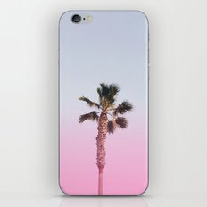 Pink Palm iPhone & iPod Skin