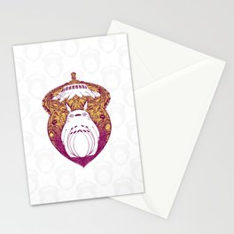 Forest Spirit Victoriana Stationery Cards