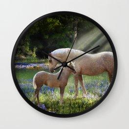 Sweet Serenity Wall Clock