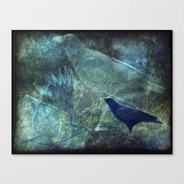Spirit Bird Freedom Canvas Print