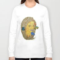 lorde Long Sleeve T-shirts featuring Lorde by Montana