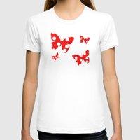 polka dot T-shirts featuring Polka dot by Bubblemaker