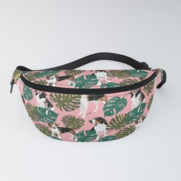 Tropical Treeing Walker Coonhounds 2 Fanny Pack