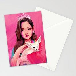 BLACKPINK Jennie Stationery Cards