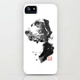 HU DOG iPhone Case