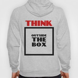 Think Outside The Box 2 Hoody