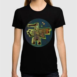 Good Vibes from the Robotic City Lab T-shirt