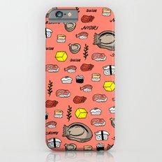 Sushi Zo Pattern iPhone 6s Slim Case