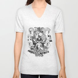 Kingston Falls 1984 Unisex V-Neck