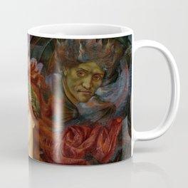 "Evelyn De Morgan ""The vision"" Coffee Mug"