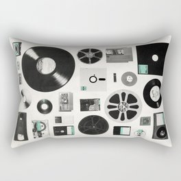 Data Rectangular Pillow