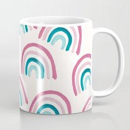 Rainbow Dream Pattern #1 (Kids Collection) #decor #art #society6 Coffee Mug