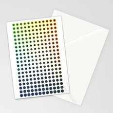 Colour Spots Stationery Cards