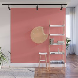Ice Cream Biscuit Wall Mural