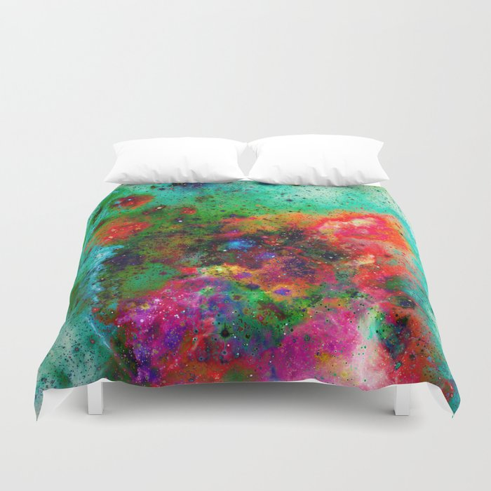Everything is nothing 8 (therefore it was beautiful) Duvet Cover