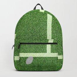 """""""IN"""" – Hawk-Eye - green Backpack"""