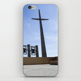 Padre Pio Pilgrimage Church iPhone Skin