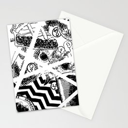 Fire Walk With Me Stationery Cards
