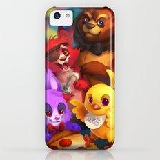 Celebrate iPhone 5c Slim Case
