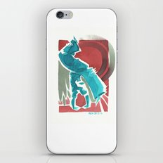 Capoeira 434 iPhone & iPod Skin