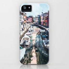 Venice inception by GEN Z iPhone Case