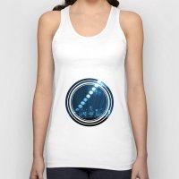 moonrise Tank Tops featuring moonrise  by yahtz designs