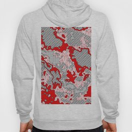Unique abstract pattern mix 2A Hoody