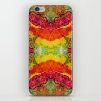 hindu iPhone & iPod Skins featuring Hindu Colors 2 by Diego Tirigall