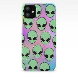 Aliens iPhone Case