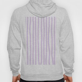 Lavender Stripes Hoody