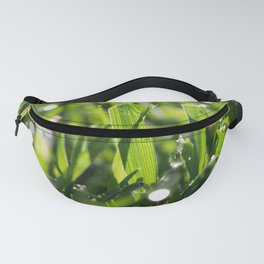 Morning Dew 3 Fanny Pack