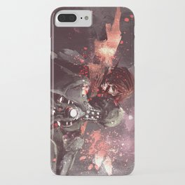 Shepard + Husk iPhone Case