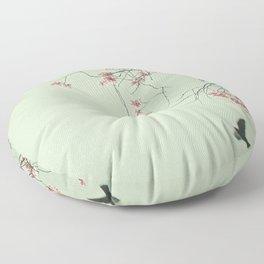 Free as a Bird Floor Pillow