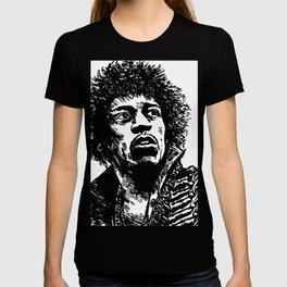 Jimi Hendrix Pop-Art T-shirt