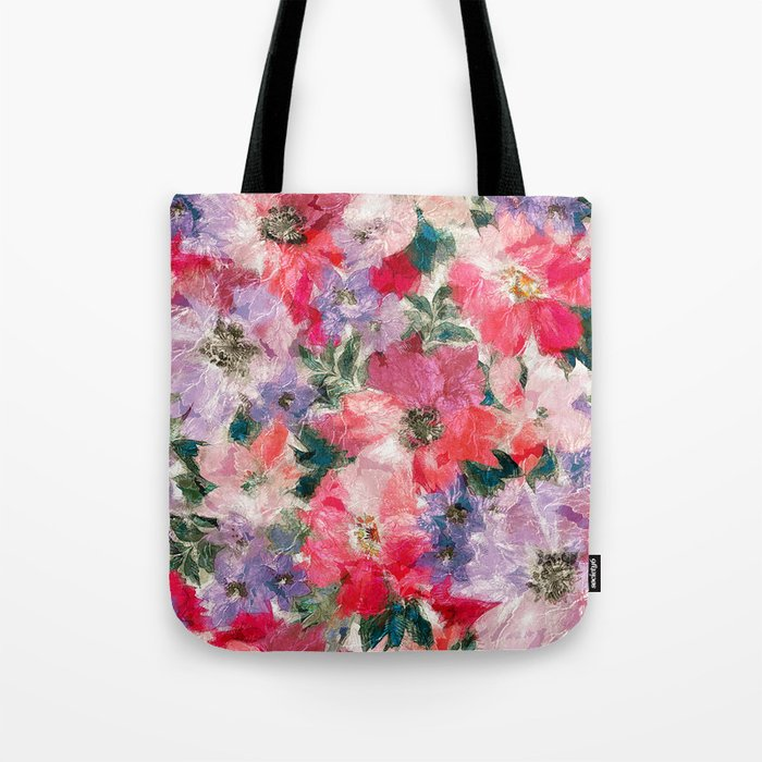 Splendid Flowers 2 Tote Bag