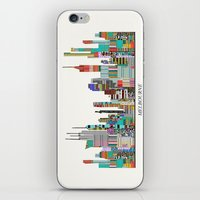 melbourne iPhone & iPod Skins featuring Melbourne by bri.buckley