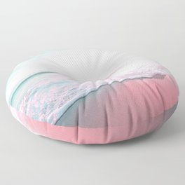 Ocean Love Floor Pillow