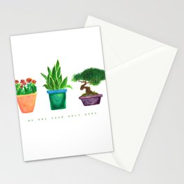 Our Last Hope Stationery Cards