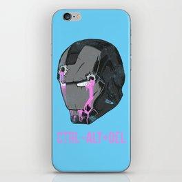 CTRL+ALT+DEL iPhone Skin