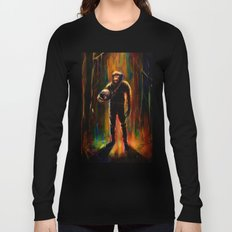 Commander Chimp Long Sleeve T-shirt