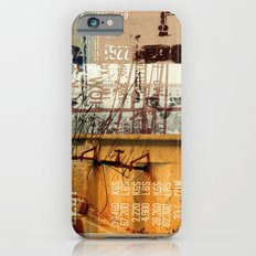 BABEL OVERDUBS II iPhone 6s Slim Case