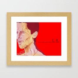 The Machinist Framed Art Print