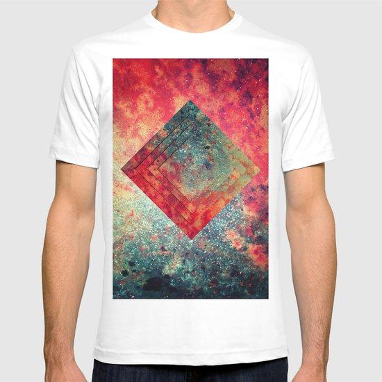 Random square t shirt by esco society6 for Random t shirt generator