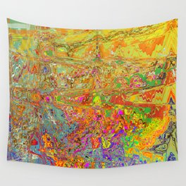 In Depth Wall Tapestry