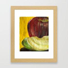 Apple Study 1 Framed Art Print