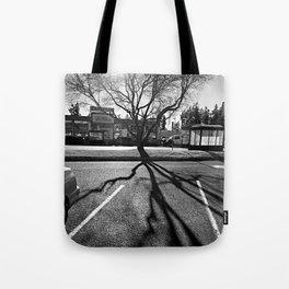 Shadow Tree - Pacific Northwest Tote Bag