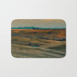 The Beauty of Nothing and Nowhere Bath Mat