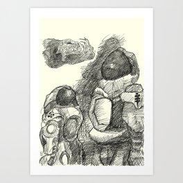 Argonauts Art Print